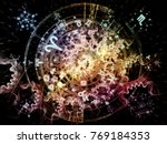 astral connection series.... | Shutterstock . vector #769184353