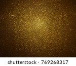 Glitter Gold Lights Texture...