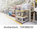 modern automobile production... | Shutterstock . vector #769388233