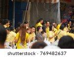 hat yai  thailand  december 5...   Shutterstock . vector #769482637