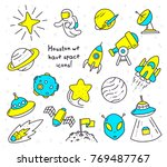 vector color illustration with...   Shutterstock .eps vector #769487767
