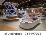 bologna  italy   circa december ... | Shutterstock . vector #769497013