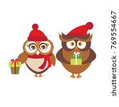 template of christmas holiday...   Shutterstock .eps vector #769554667