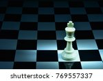 universal chess promises the... | Shutterstock . vector #769557337