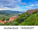 the neighborhood of the ancient ... | Shutterstock . vector #769630297