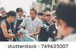 nonthaburi   dec 6 2017   on... | Shutterstock . vector #769635007