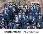 brooklyn  ny   november 8  2015 ... | Shutterstock . vector #769730713