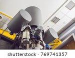 transmission electron...   Shutterstock . vector #769741357