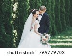 romantic  fairytale  happy... | Shutterstock . vector #769779703