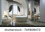 3d render of luxury spa with...   Shutterstock . vector #769808473