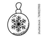 christmas bauble ball ornament