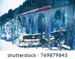 traditional christmas market in ...   Shutterstock . vector #769879843