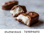 Chocolate Bar With Coconut...