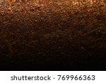 rusty steel background or older | Shutterstock . vector #769966363