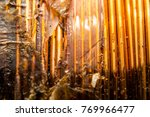 copper wire in electrical... | Shutterstock . vector #769966477