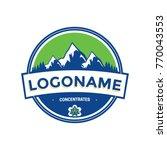 cannabis concetrates logo vector | Shutterstock .eps vector #770043553