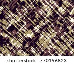 abstract grunge vector... | Shutterstock .eps vector #770196823