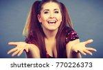 education  teenage adolescence  ... | Shutterstock . vector #770226373