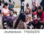 kanchanaburi  thailand   july...   Shutterstock . vector #770232373