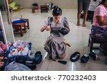 kanchanaburi  thailand   july...   Shutterstock . vector #770232403