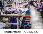 kanchanaburi  thailand   july...   Shutterstock . vector #770232427