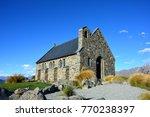 The Church Of Good Shepherd...