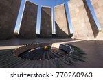 armenian genocide memorial ... | Shutterstock . vector #770260963