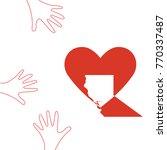 support illustration for... | Shutterstock .eps vector #770337487