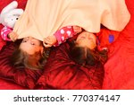 party and fun concept. children ... | Shutterstock . vector #770374147