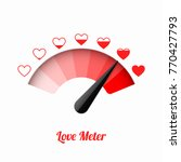 Love Meter  Valentine's Day...