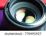 macro lens photos | Shutterstock . vector #770491927
