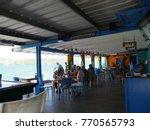 culebra  puerto rico march 2017 ... | Shutterstock . vector #770565793