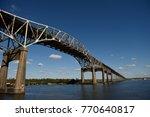 calcasieu river world war ii...   Shutterstock . vector #770640817