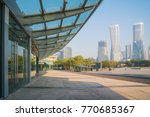 urban construction and building ... | Shutterstock . vector #770685367