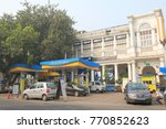 new delhi india   november 27 ... | Shutterstock . vector #770852623