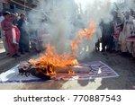 quetta  pakistan   dec 07 ... | Shutterstock . vector #770887543