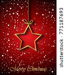 2018 merry christmas background ...   Shutterstock . vector #771187693