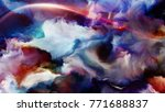 colors of neverland series.... | Shutterstock . vector #771688837