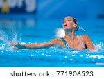 barcelona  spain   july  24 ... | Shutterstock . vector #771906523