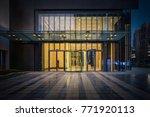 exterior of modern buildings   Shutterstock . vector #771920113