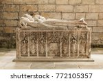 Tomb And Memorial In All Saint...