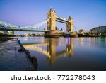 Tower Bridge In The Morning....