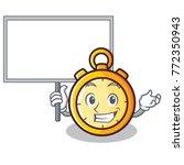 bring board chronometer... | Shutterstock .eps vector #772350943