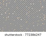 texture iridescent precious... | Shutterstock .eps vector #772386247
