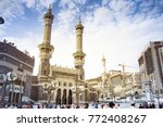 makkah  saudi arabia   november ... | Shutterstock . vector #772408267