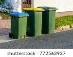 Kerbside Waste Bins Ready For...