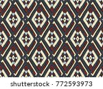 quilting  patchwork  embroidery ... | Shutterstock .eps vector #772593973