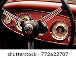 blaricum  the netherlands ... | Shutterstock . vector #772622707