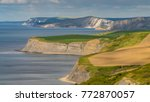 view from the south west coast... | Shutterstock . vector #772870057