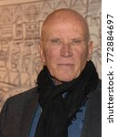 Small photo of Dortmund, Germany - December 9th 2017: US Actor Peter Weller (* 1947, RoboCop 1&2, Star Trek: Enterprise, 24, Dexter, Sons of Anarchy, Star Trek: Into Darkness) at German Comic Con Dortmund.